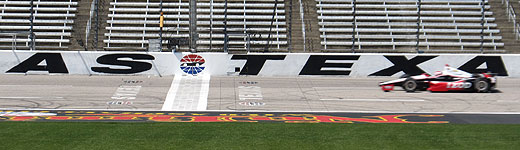 Allmendinger on track at Texas Motor Speedway