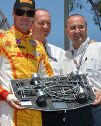 RHR wins Dallara Trophy