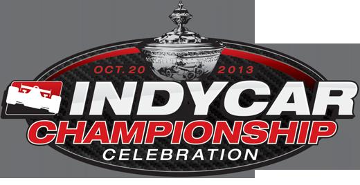 2013 INDYCAR Championship Celebration