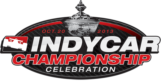 2013 INDYCAR Championship Celebration