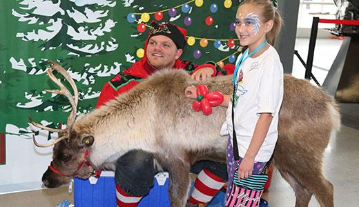 Santa Claus's Reindeer