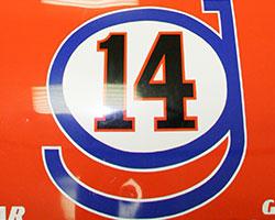 A.J. Foyt's 1977 Indy 500 car