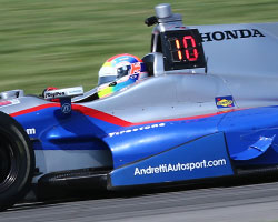 Justin Wilson with Digital System