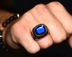 James Hinchcliffe Receives his Indianapolis 500 Starter Ring