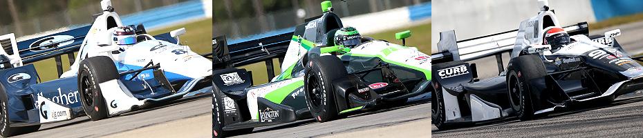 Verizon IndyCar Series Rookies