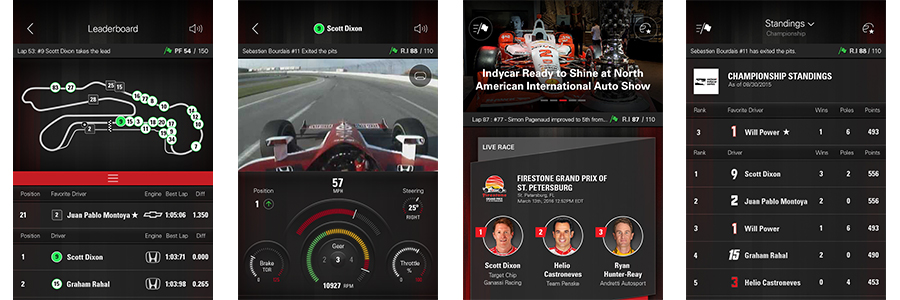 May 30, · The INDYCAR Mobile App has redefined how fans watch racing. With an array of features that take the fan experience to the next level, it is the pinnacle of mobile technology. Race fans are in the driver's seat with INDYCAR Mobile, as they take control of the information by selecting their favorite driver or team/5(K).
