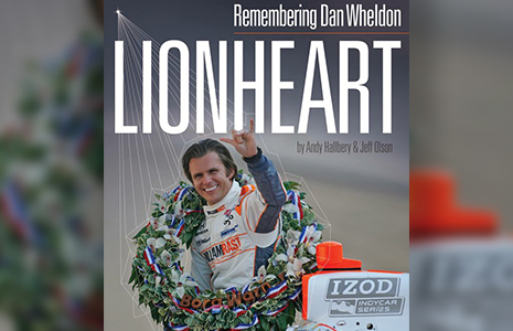 Remembering Dan Wheldon: Lionheart