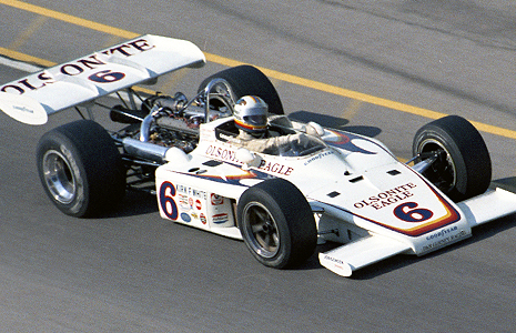 generally speaking aerodynamics has been a significant part of the performance of indy cars since the 70s