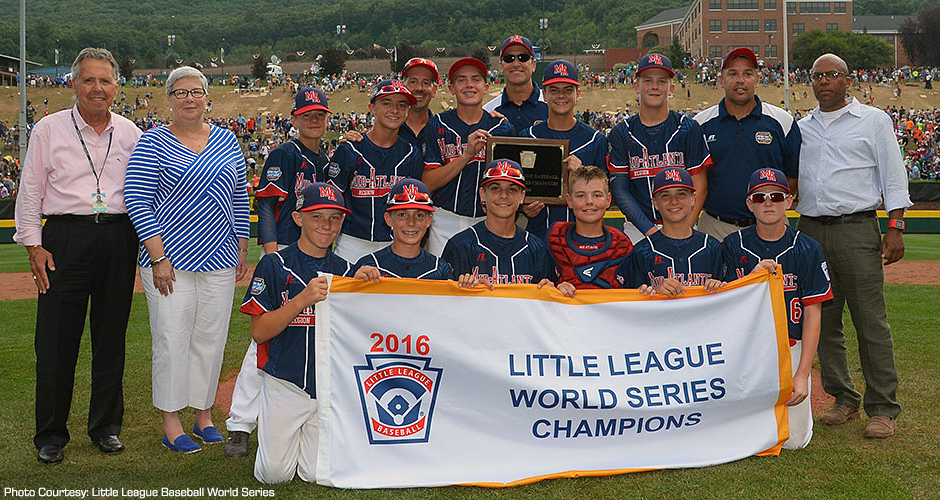 Maine-Endwell Little League