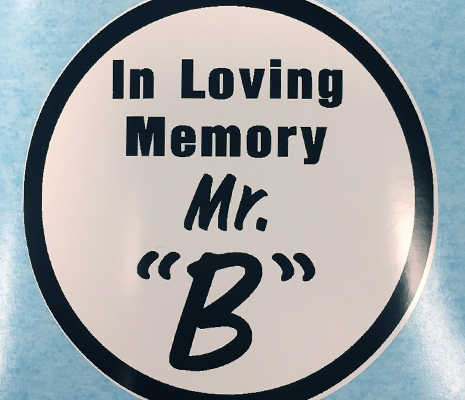 Bob Barnhart Sticker