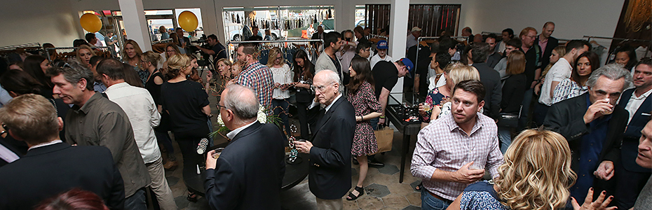 Verve Boutique Opening