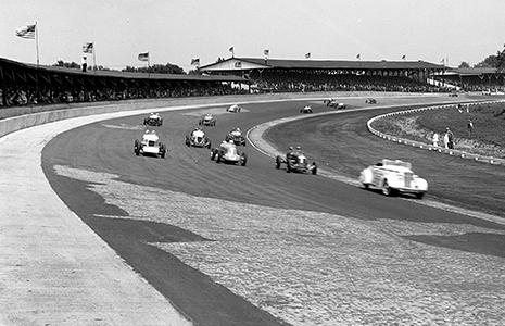1936 Indy 500 Pace Lap