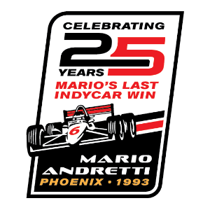 Celebrating 25 Years - Mario's Last Indy Car Win
