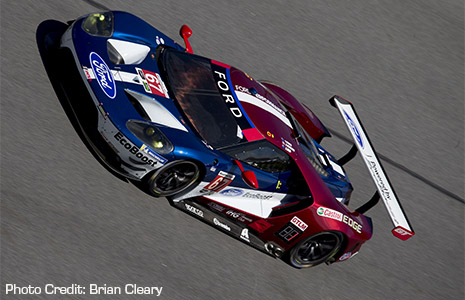Chip Ganassi Racing's Ford GT