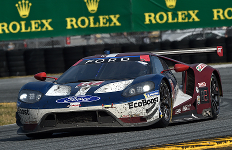 Chip Ganassi Racing Ford GT No. 67