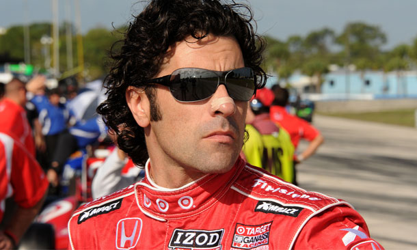 Notes: Franchitti a man about town