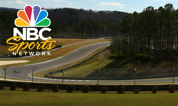 NBC Sports Network Starts at Barber Motorsports Park
