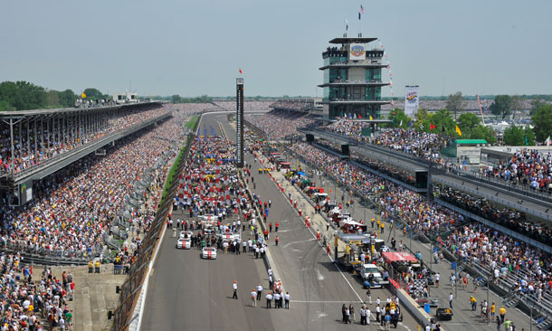 Initial Indy 500 Car Count