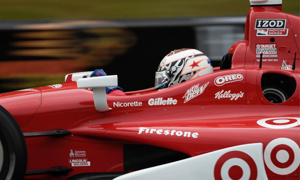 Barber Motorsports Park Followup - Scott Dixon