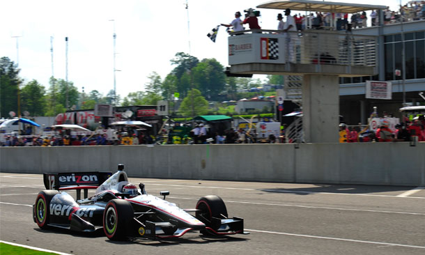 Will Power Follow Up - Barber Motorsports Park