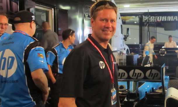 Davey Hamilton - Team Owner