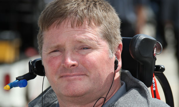 Sam Schmidt Announcement