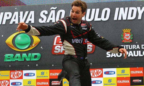 Will Power Jump in Brazil