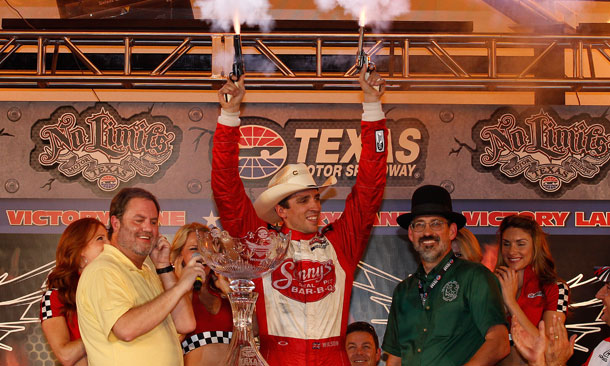 Wilson Wins At Texas