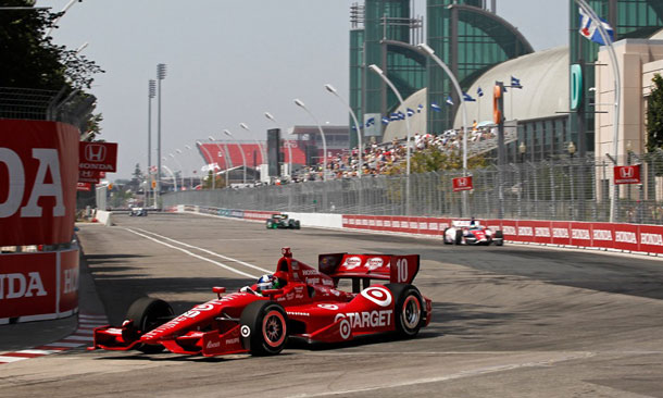 Dario Fastest in Practice 2 from Toronto