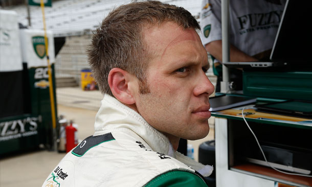 Ed Carpenter Recaps 2012 Season