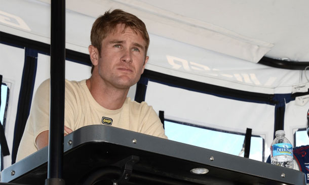 Hunter-Reay at Petit Le Mans