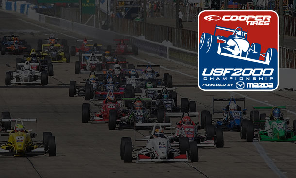 USF2000 announces 2013 Schedule