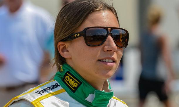 Simona de Silvestro Recaps 2012 Season