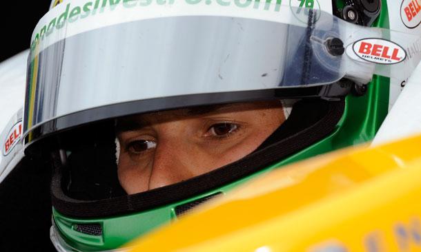 Simona de Silvestro recaps her 2012 season
