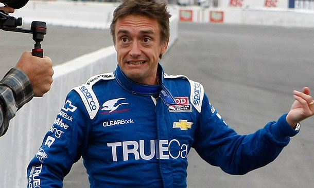 Richard Hammond at Sonoma
