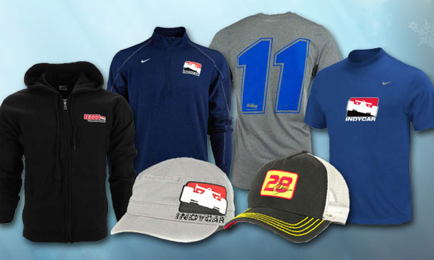 Shop for INDYCAR gifts on Black Friday