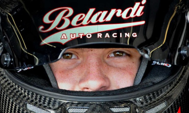 Matt McMurray signs with Belardi