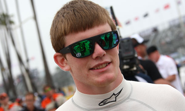 Conor Daly to test at Sebring