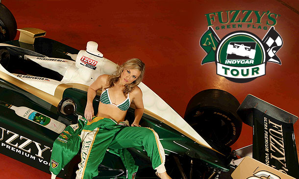 Fuzzy's Green Flag Tour Calendar