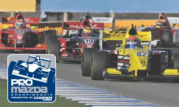 Pro Mazda Championship Schedule Announcement
