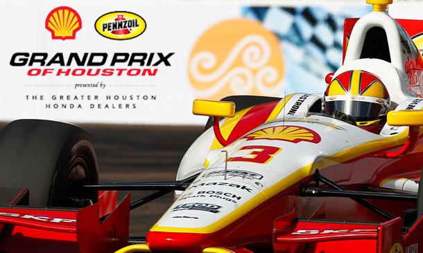 Grand Prix of Houston New Presenting Sponsor