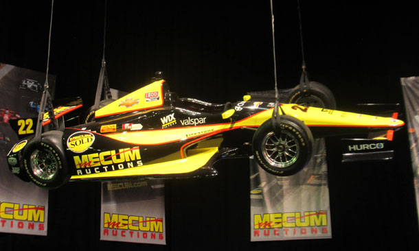 Panther-DRR introduce Mecum Auctions