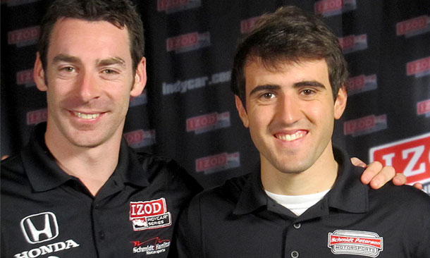Tristan Vautier joins Simon Pagenaud at SPM