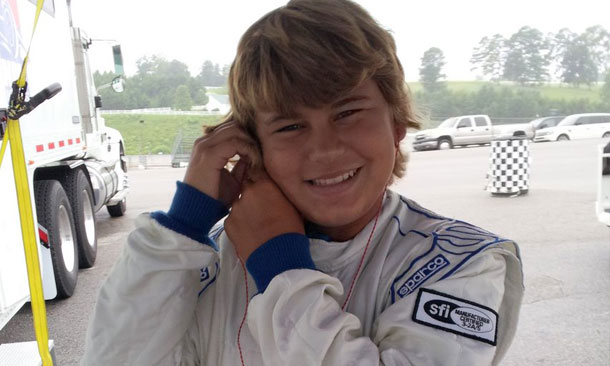 RC Enerson returns to USF2000