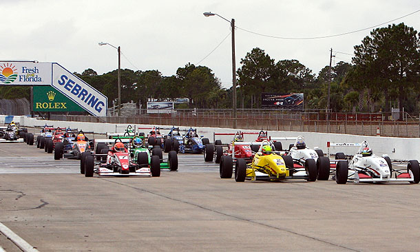 USF2000 Winterfest Preview
