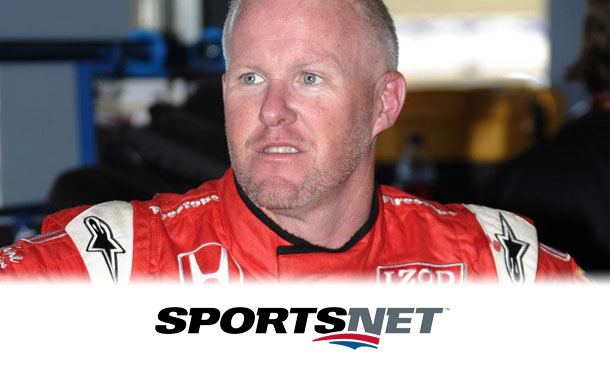 Paul Tracy joins SportsNet for 2013