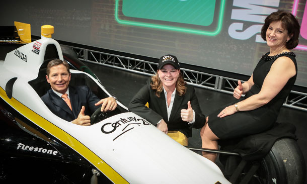 Century21 to join Newgarden at Indy 500
