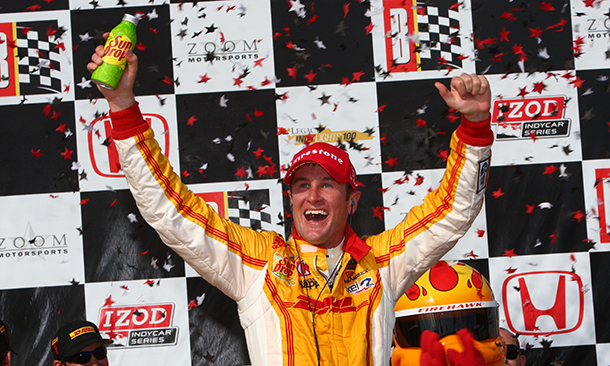 RHR wins Honda Indy Grand Prix of Alabama