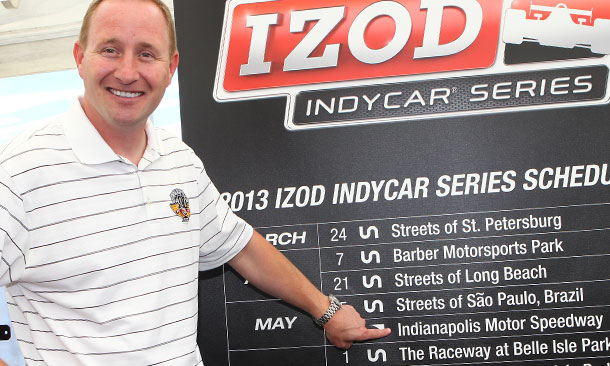 Jaques Lazier hoping to run Indy 500 and more