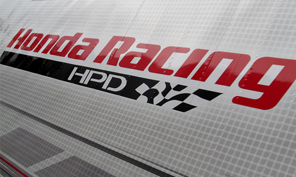 Honda Racing HPD anecdotes
